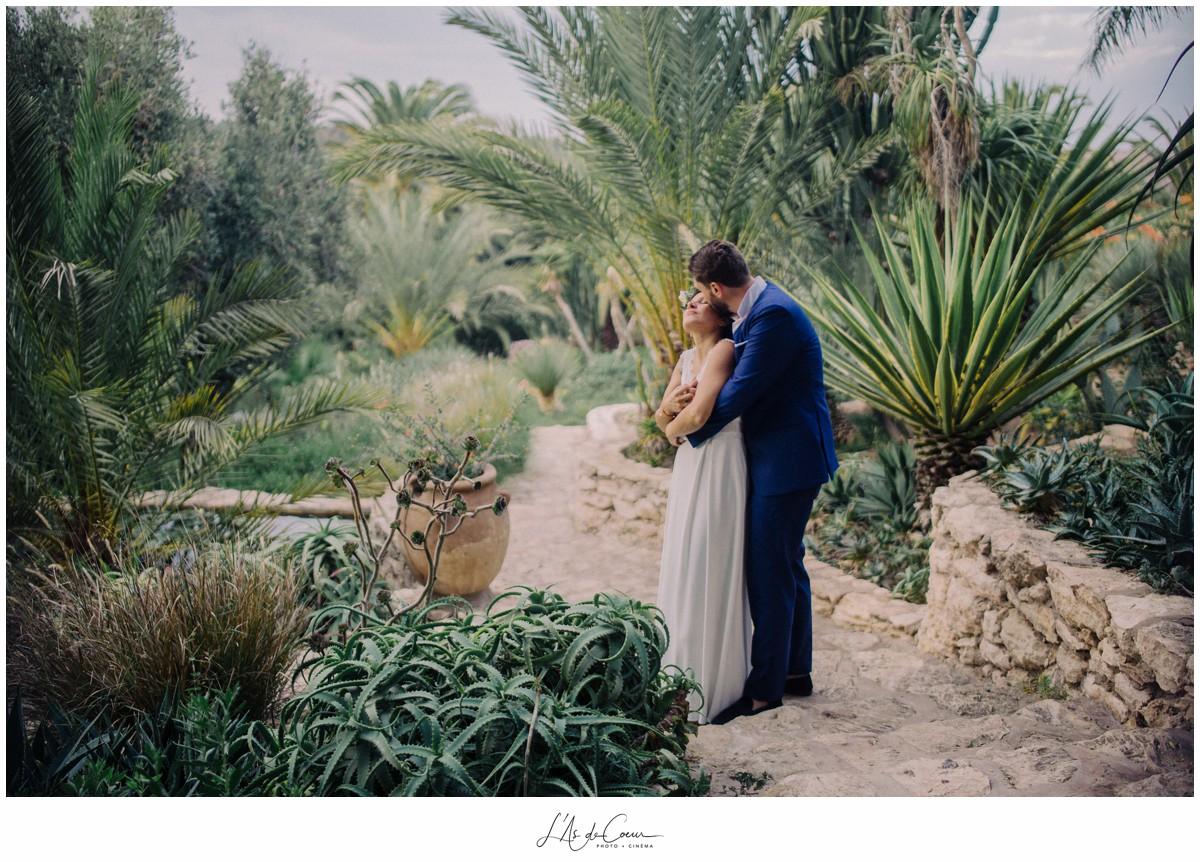 Photos Mariage Boheme Essaouira le Jardin des Douars Maroc ©lasdecoeurphoto