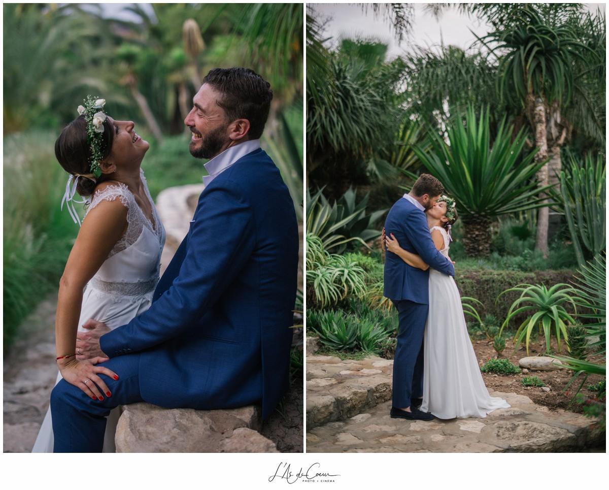 Photos Mariage Boheme Photographe Essaouira le Jardin des Douars Maroc ©lasdecoeurphoto