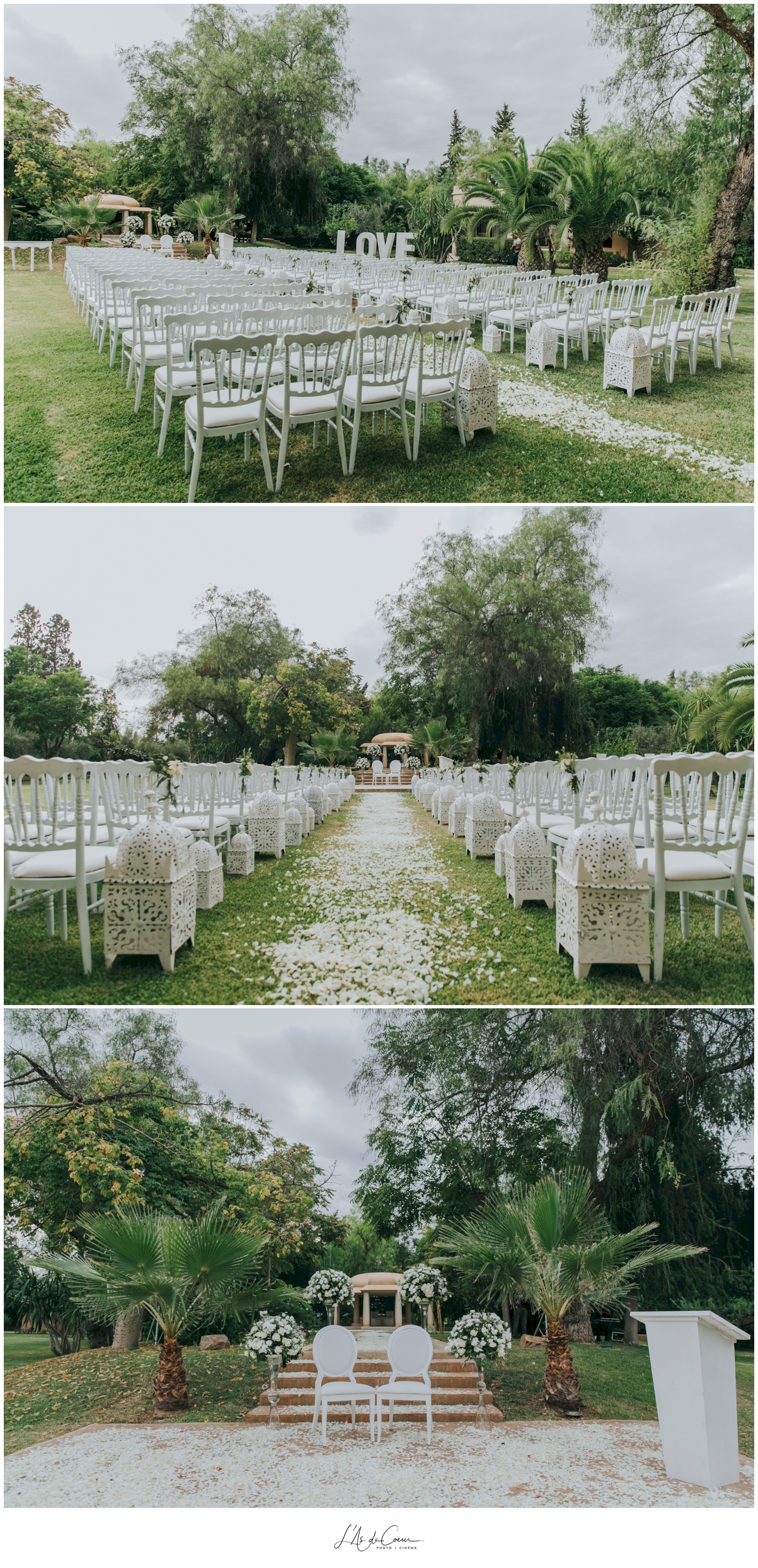 wedding venue palais Rhoul
