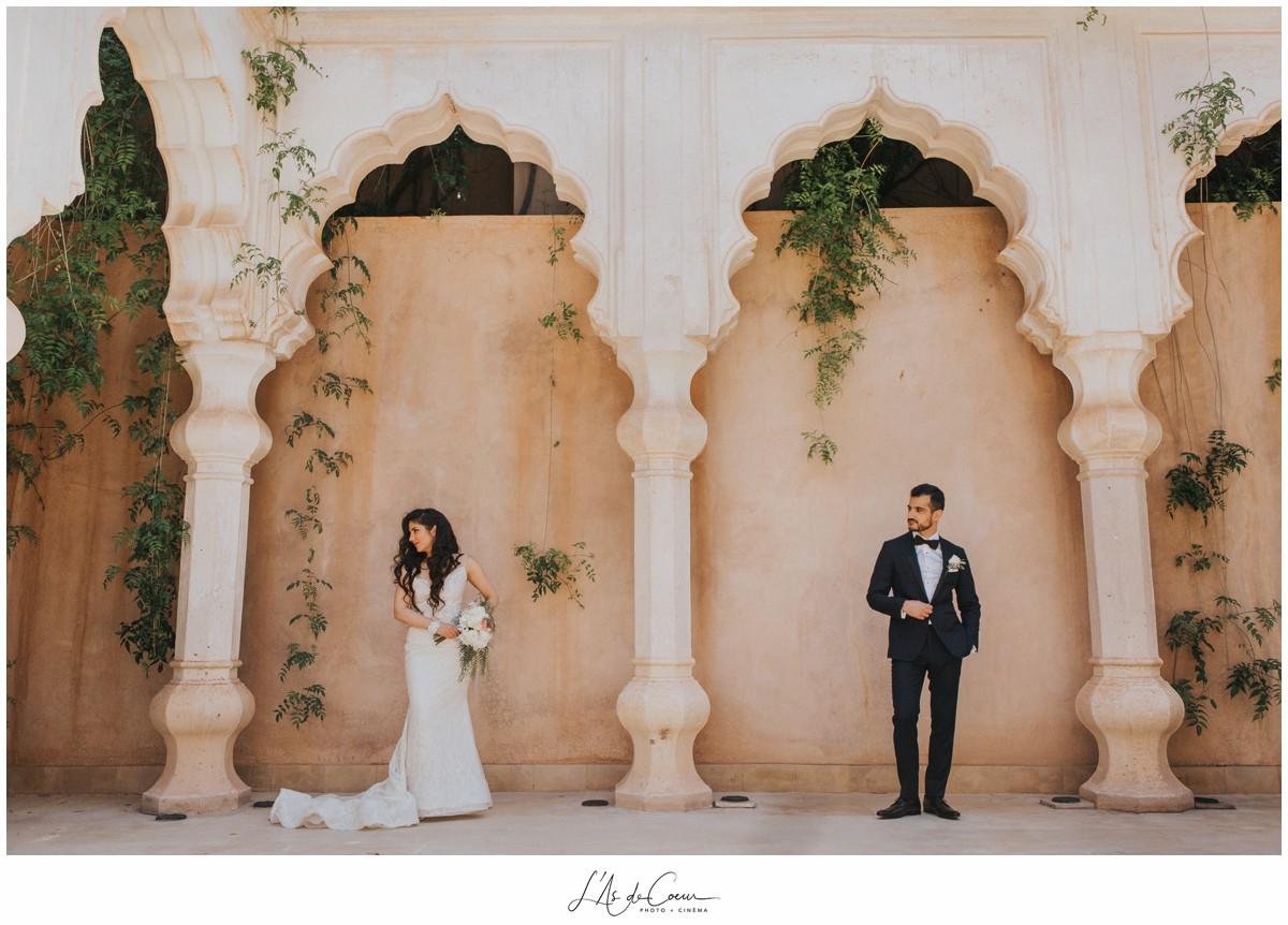 mariage Palais Namaskar Maroc Marrakech