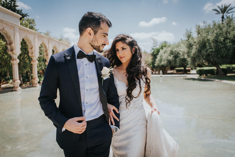 Photographe mariagePhoto Marrakech Palais Namaskar