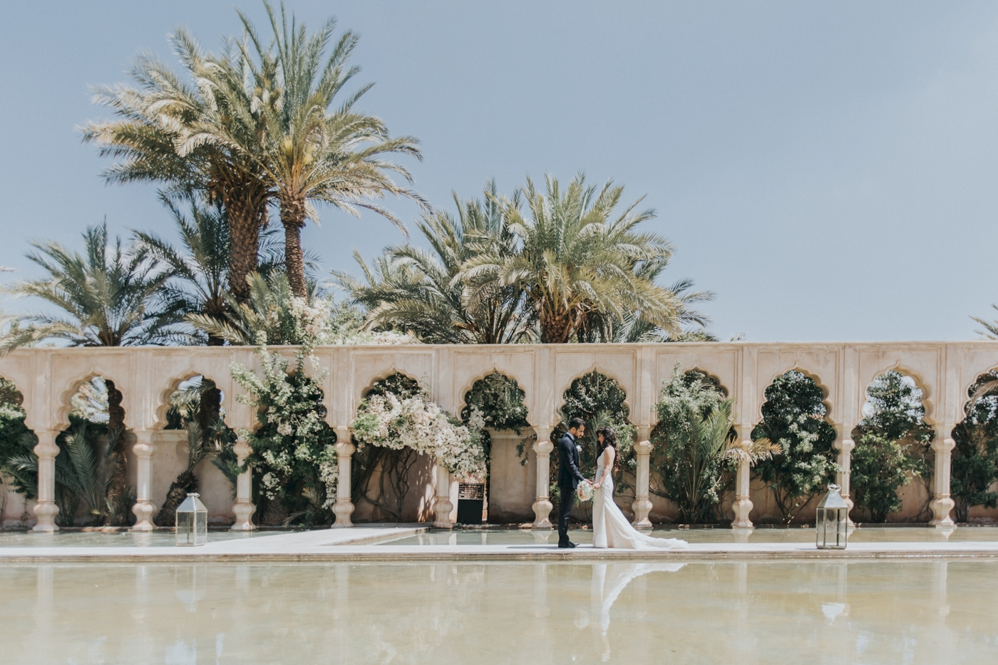 Wedding Palais Namaskar Marrakesh