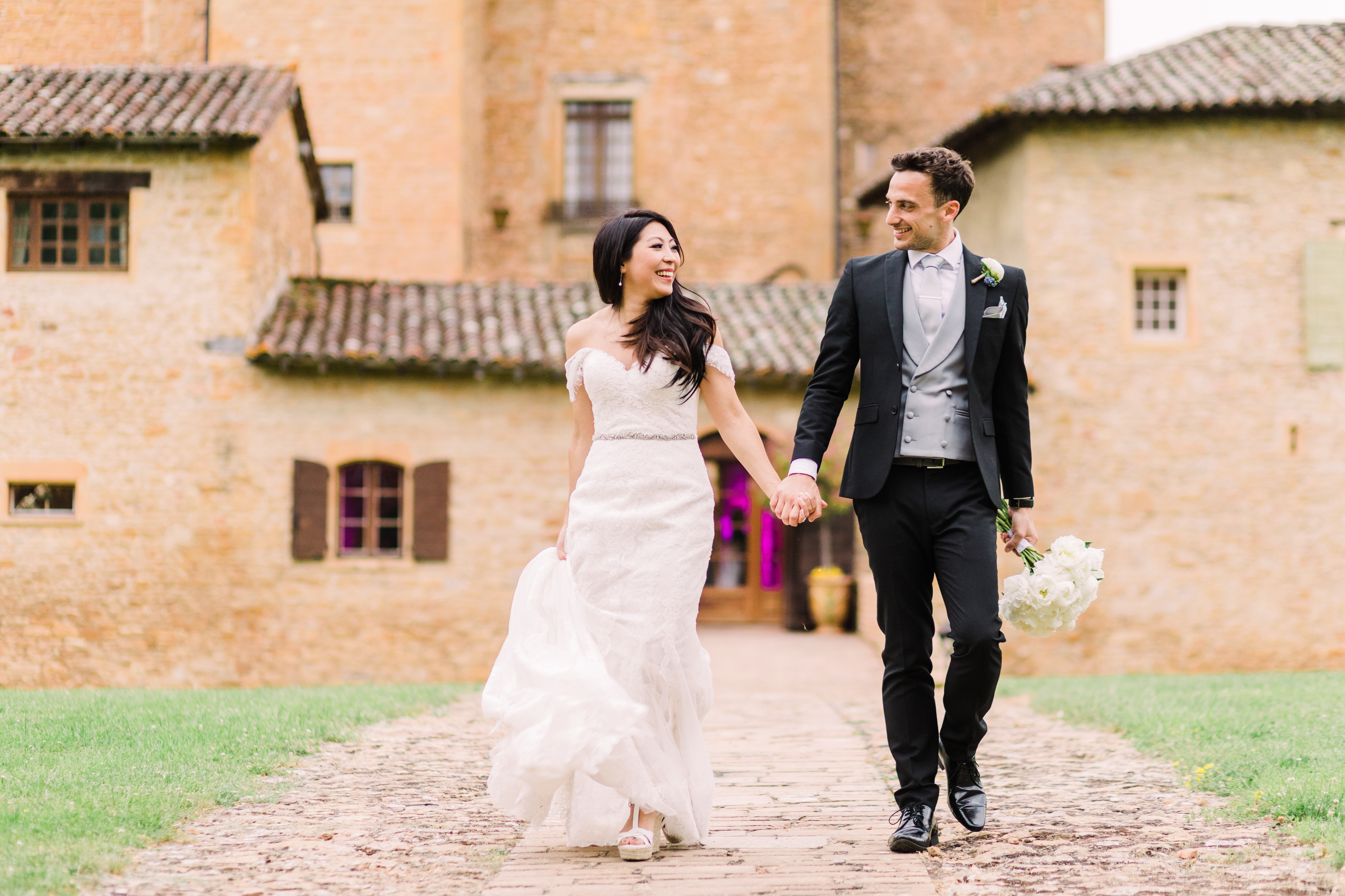 Mariage Au Chateau Du Sou