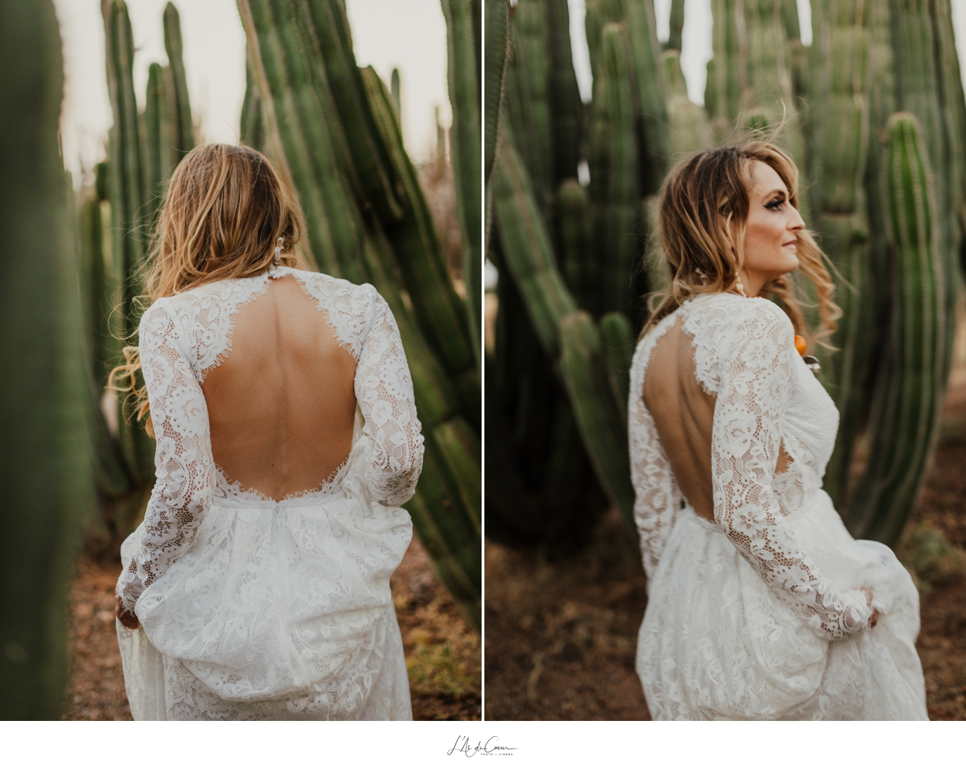 Love Session Cactus Garden Marrakesh