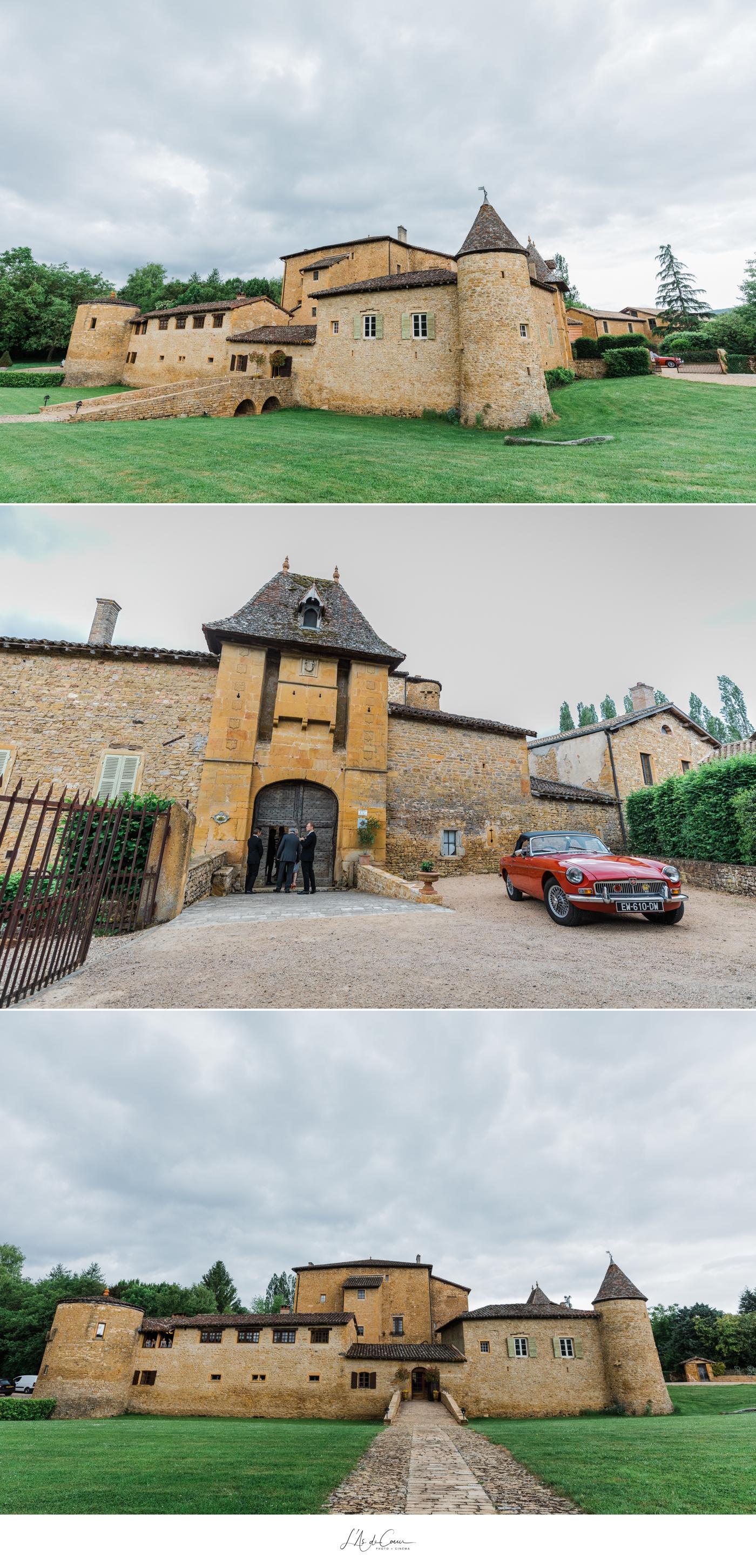 Chateau du Sou Beaujolais