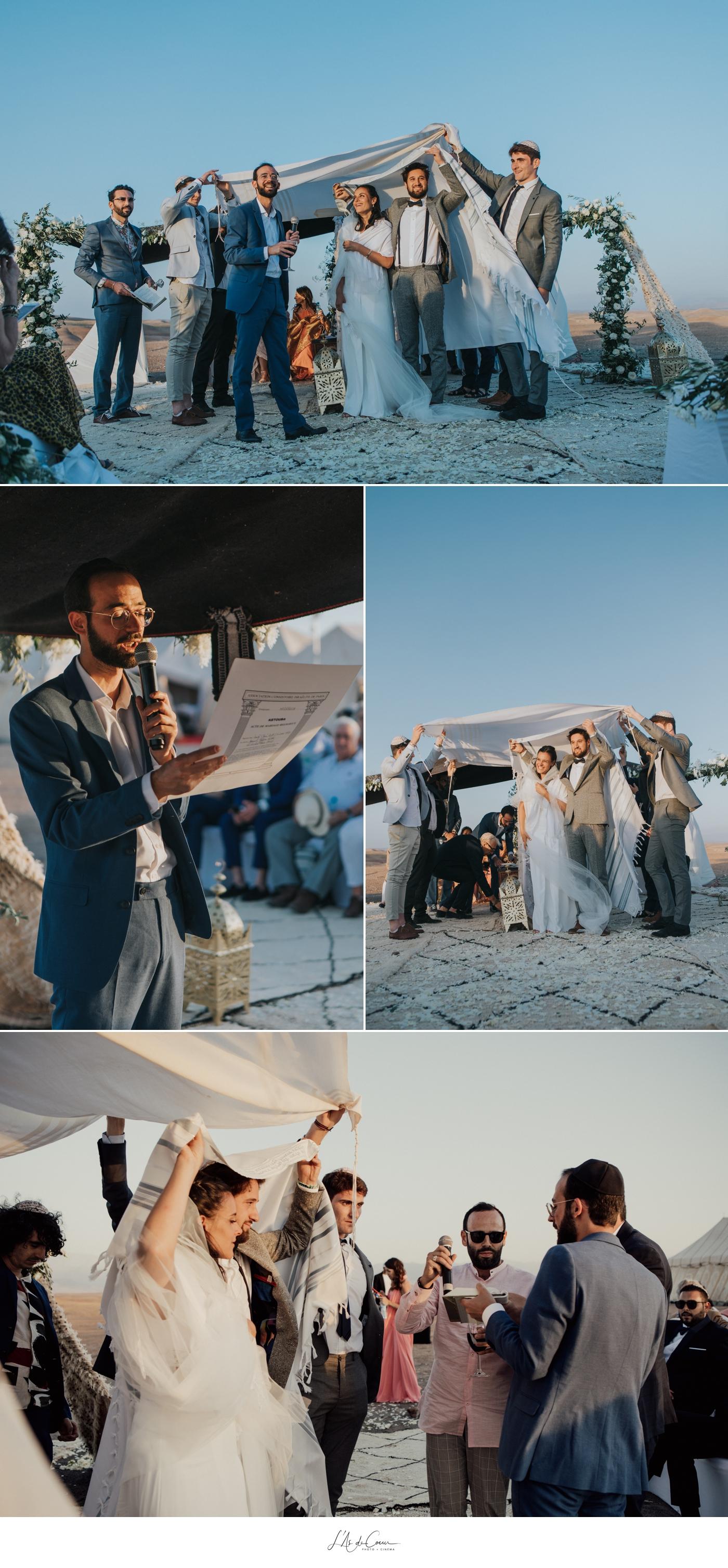 mariage juif désert Aggafay