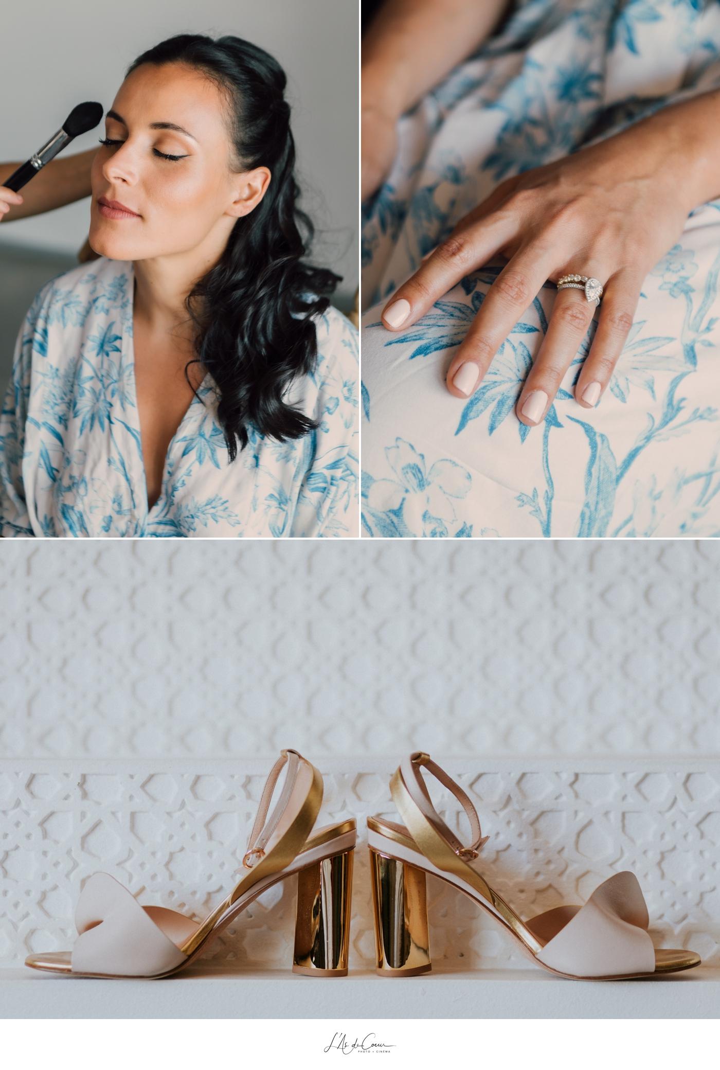 préparation mariée Marrakech