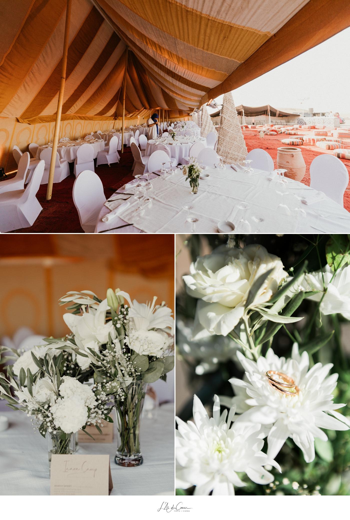 Décoration mariage Marrakech