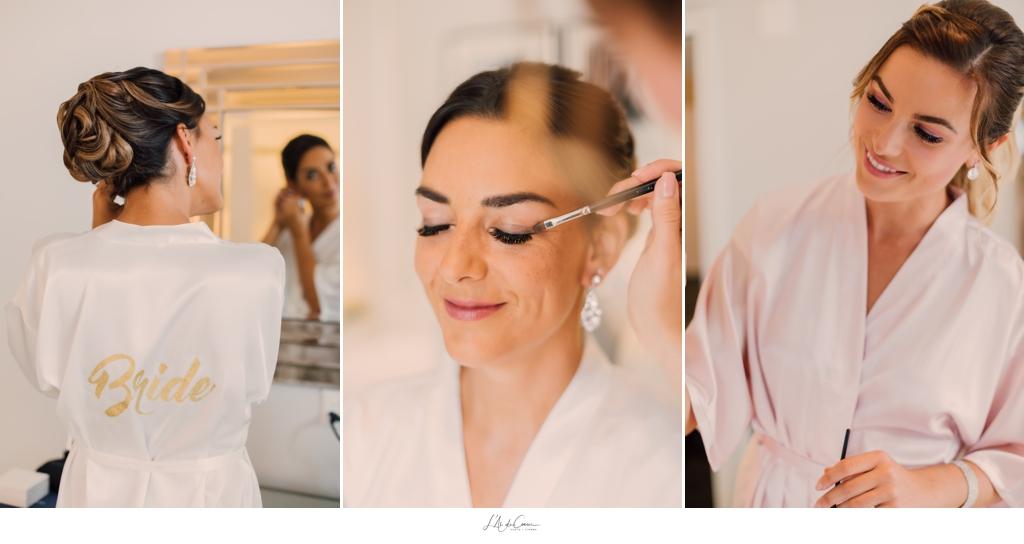 Bride Prep Montreux Palace