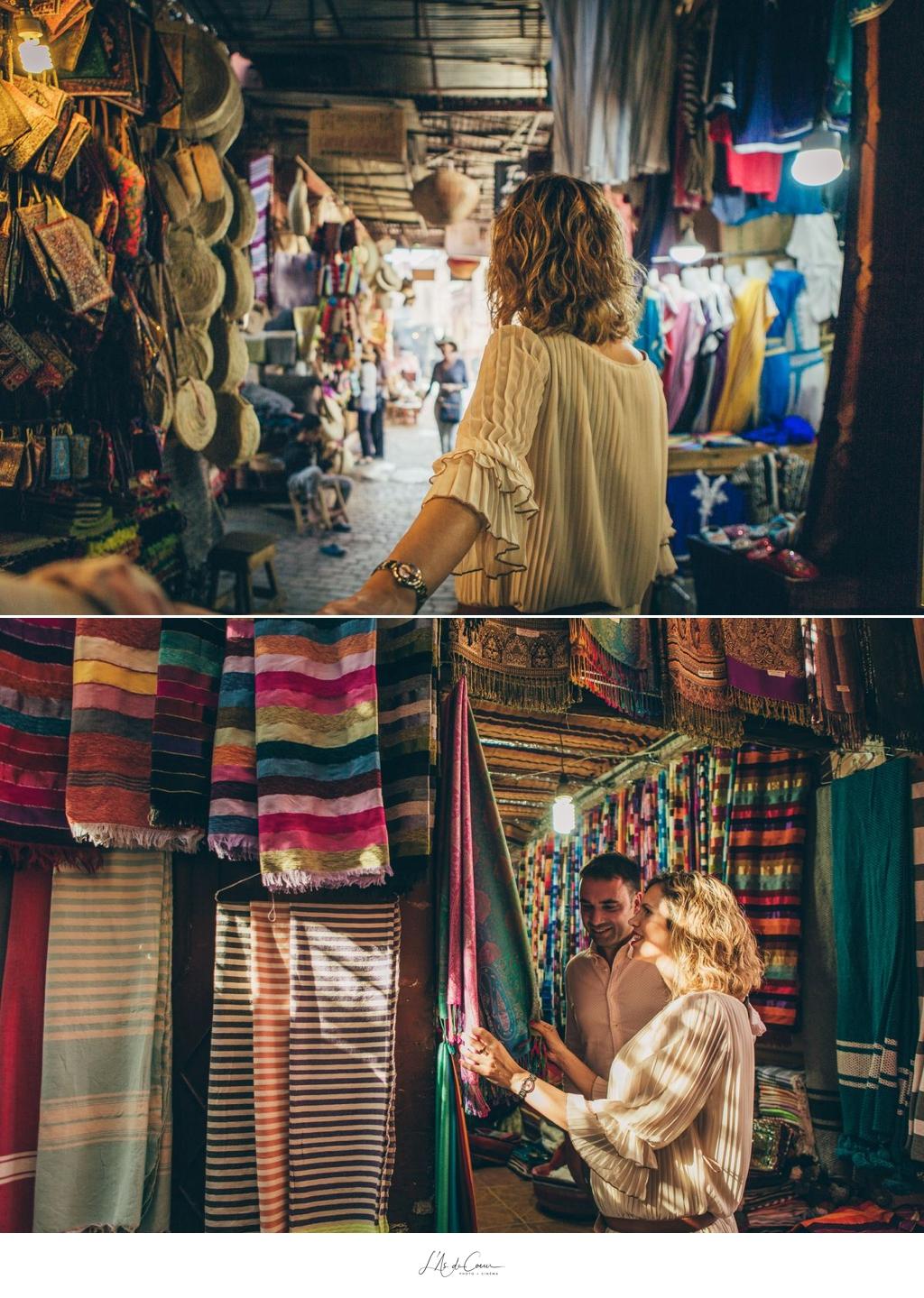 Couple Medina Marrakech