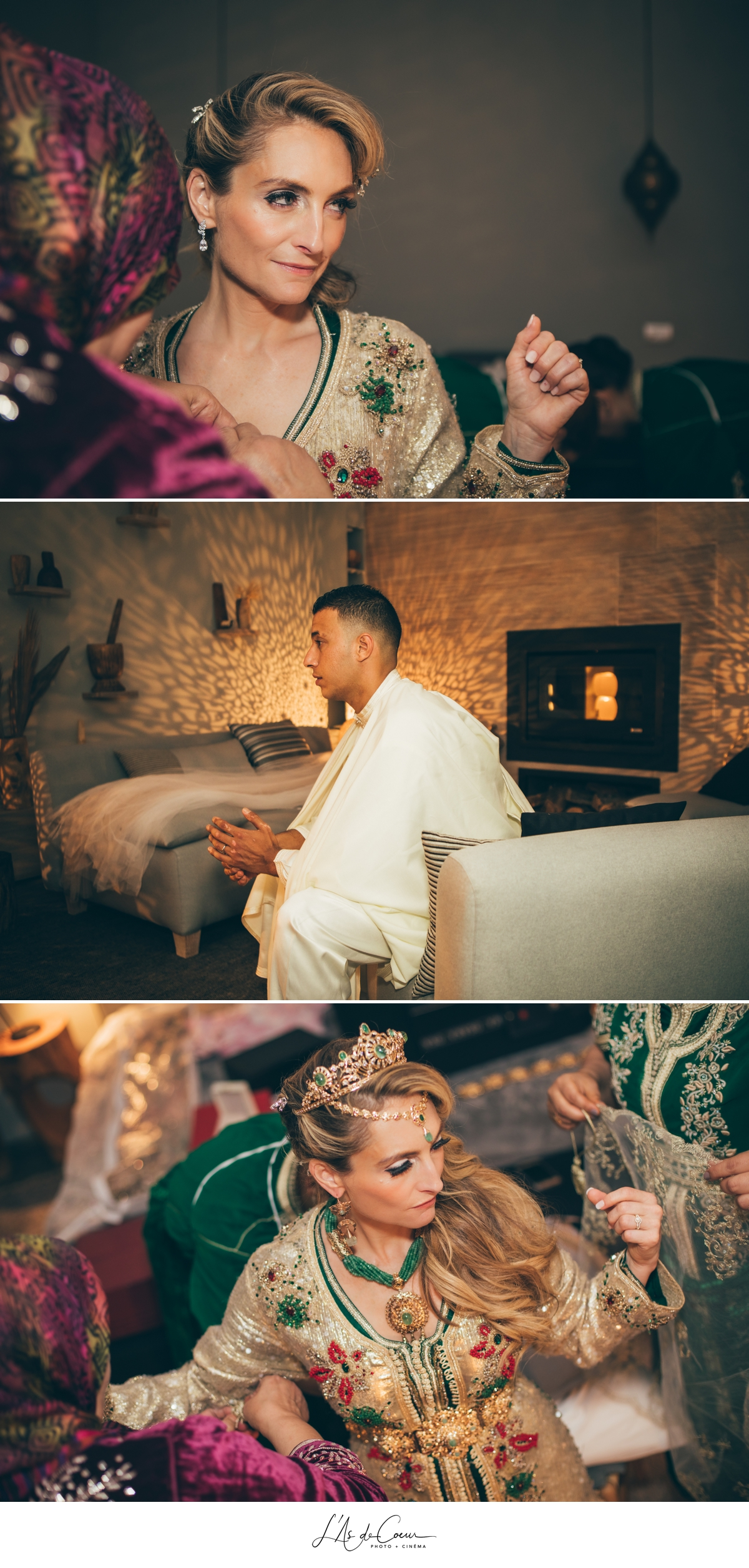 Moroccan Wedding Dar El Sadaka