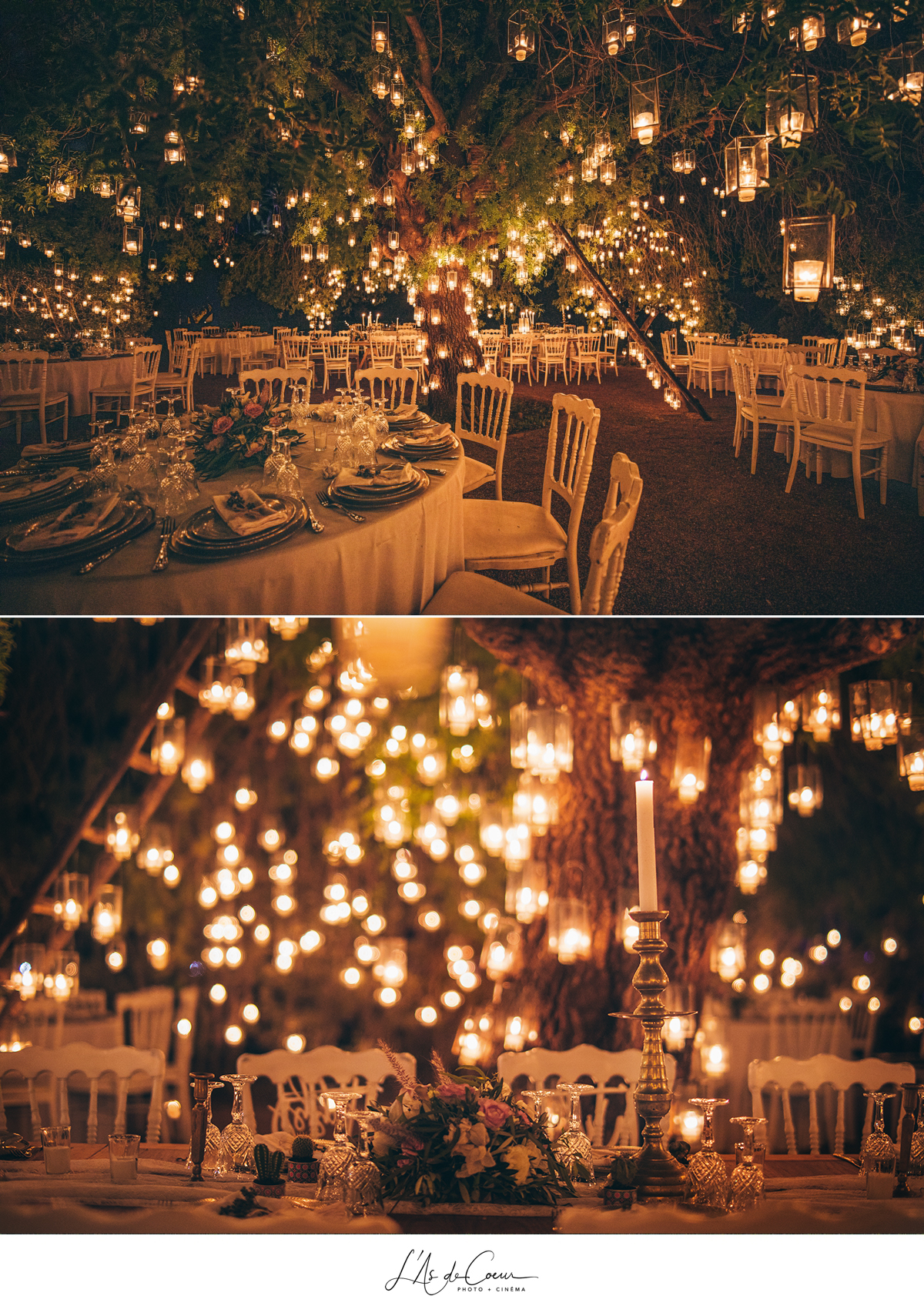 Wedding decor Boho
