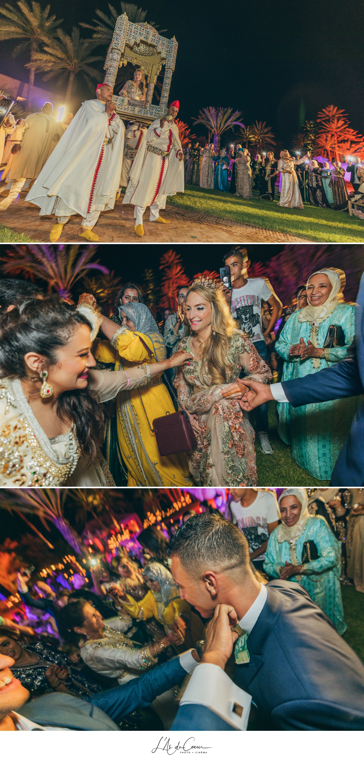 Amaria moroccan Wedding
