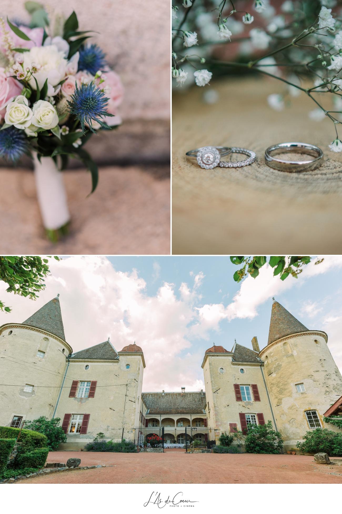 Chateau de Varennes Beaujolais