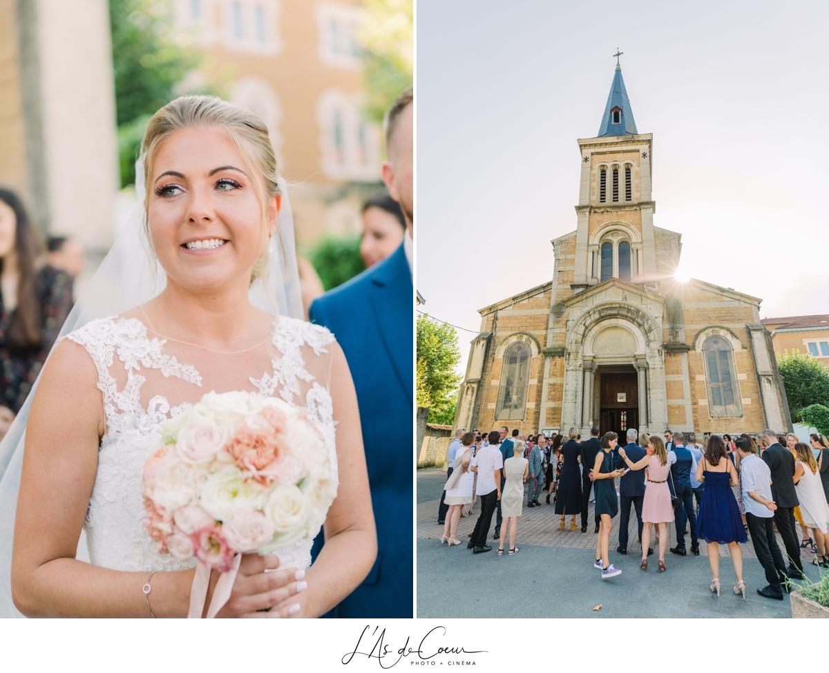 sortie mariage église cérémonie