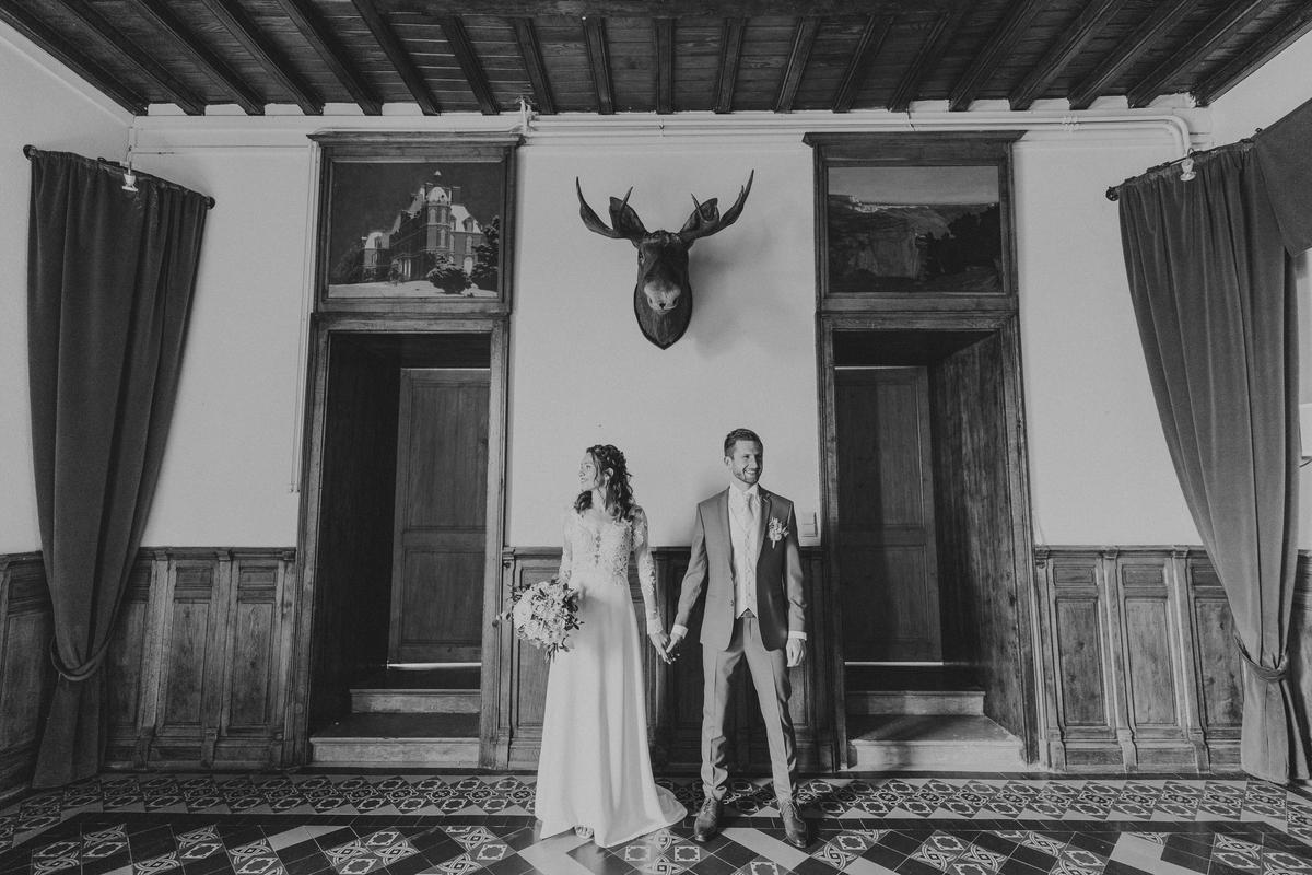 Mariage à L'Espace Beltane, Château D'Amondans, Bourgogne